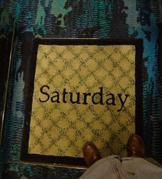 01 Elevator floor mat
