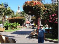 01 Mary in Plaza Colon in Antafagasto Chile