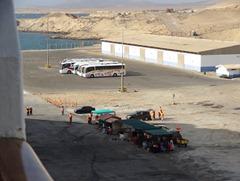 02 General St Martin port, near Paracas & Pisco, Peru