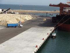 03 General St Martin port