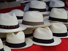 07 Pile of Panama Hats