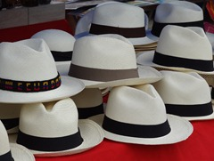 07 Pile of Panama Hats