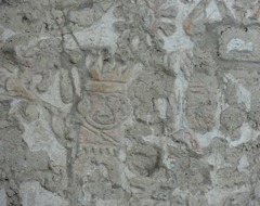 12 El Brujo wall decorations closeup