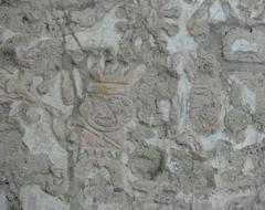 12 El Brujo wall decorations closeup