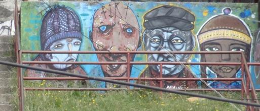 17 Graffiti
