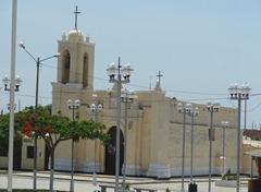19 Church in village near Trujillo