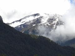 19 Mountain top from Puerto Aisen