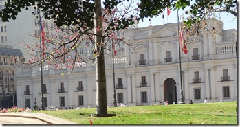 21 Presidential Palace from across square