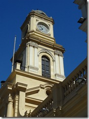 26 Church tower near Plaza des Armes