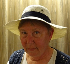 39 Mary in Panama Hat