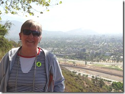 40 Mary at Santiago overlook