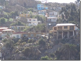 46 Houses on hill in Cocquimbo