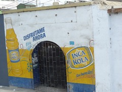 49 Inka Cola sign