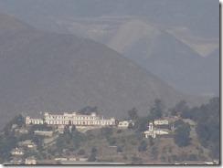 55 Castle in La Serena from ship