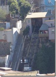 56 Funicular in Valparaiso