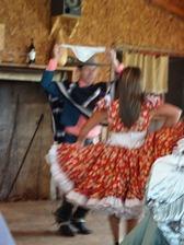 66 Folk dancers at Pangal