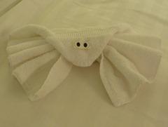 92 Octopus towel animal