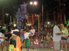 02 Square in front of secondary Carnaval stage in Recife