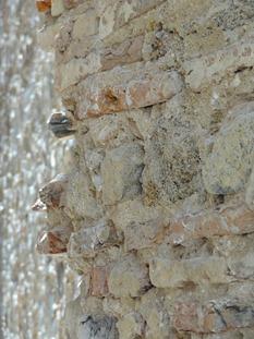 06 Original wall in Palacio de Anchieta