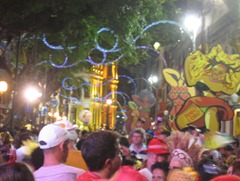 06 street crowd near Marco Zero in Recife