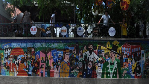 08 Olinda painted wall