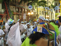 09 marching band near Marco Zero in Recife