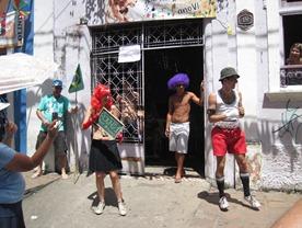 09 Olinda boxing spoof