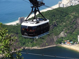 109 Cable Car at sugarloaf