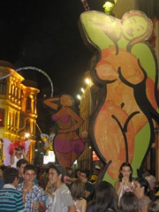 10 Giant street decorations in Recife