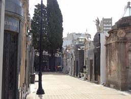 11 Recoleta cemetery