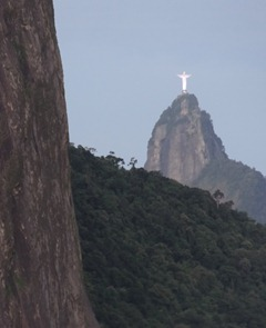 11 Sailing into Rio at sunrise - Sugarloaf & Corcovado