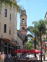 11 street near Plaza Constitucion