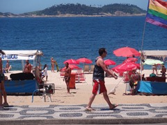 129 Ipanema beach