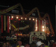 12 Main Carnival stage at Marco Zero in Recife