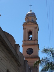 12 Tower of Catedral Matriz at Plaza Constitucion