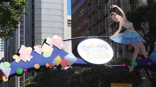 137 Carnival sign on Rio Branco