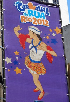 143 Carnival Sign on Rio Branco