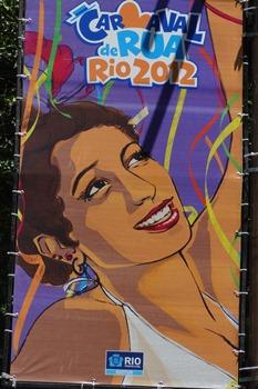 145 Carnival Sign on Rio Branco