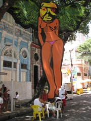 14 Carnaval decoration in Recife