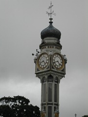 14 Clock tower in Praca Dom Pedro II