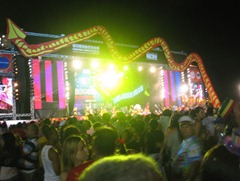 16 Main Carnival stage at Marco Zero in Recife