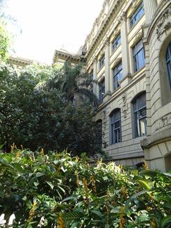 173 Garden behind Biblioteca Nacional