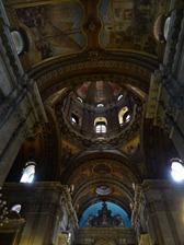 180 Ceiling of Igreja de Nossa Senhara da Candelaria (church built by shipwreck survivor)