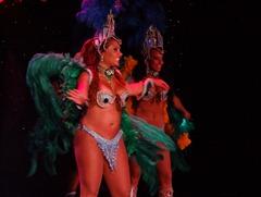184 Brazilian Folklorica show on Prinsendam