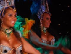 187 Brazilian Folklorica show on Prinsendam