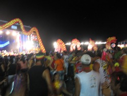 18 crowd at Main Carnival stage at Marco Zero in Recife