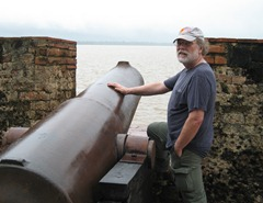 18 Rick by cannon at Forte Do Belem