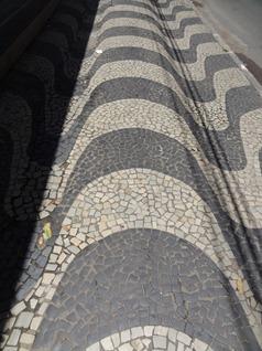 20 Sidewalk mosaic