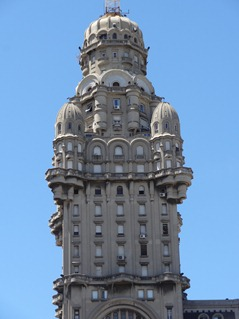 20 Tower of Palacio Salvo