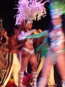 210 Brazilian Folklorica show on Prinsendam